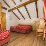 Nuove camere Hotel trieste cortina d'Ampezzo