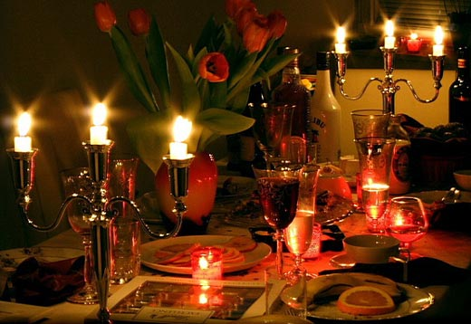 Cena-romantica-lume-di-candelahoteltrieste